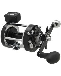 Abu Garcia Ambassadeur 7000I Linecounter Multiplier Reel Star Drag Right Hand