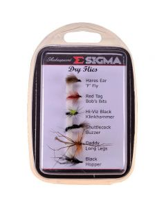 Shakespeare Sigma Fly Selection 1 Stillwater Dries
