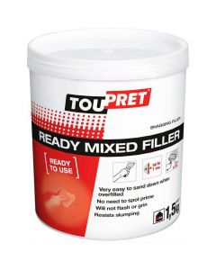 Toupret Ready Mixed Filler 1.5kg