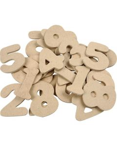 Creative Company Wooden Numbers