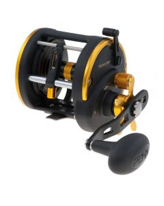 Penn Squall 30 Level Wind Multiplier Reel Star Drag Left Hand