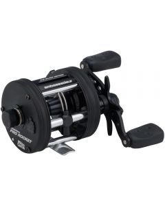 Abu Garcia Ambassadeur 5501 Pro Rocket BE Multiplier Reel Star Drag Left Hand