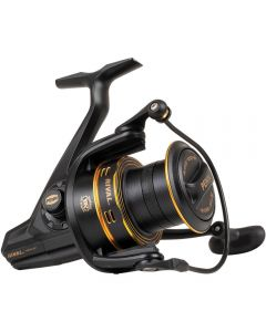 Penn Rival 6000 Black Gold Long Cast Spinning Reel Front Drag