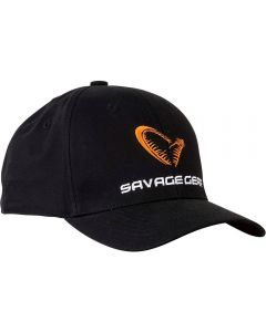 Savage Gear Flexfit Cap One Size Black