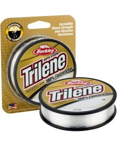 Berkley Trilene 100% Fluorocarbon Leader Clear