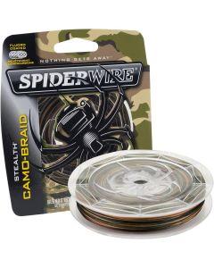 Spiderwire Stealth Smooth 8 Carrier Braid Camo