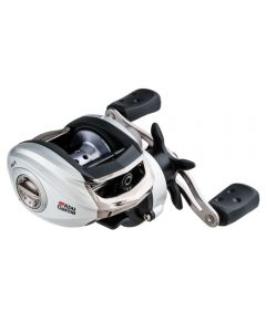 Abu Garcia Silver Max Low Profile Baitcaster Reel Star Drag Left Hand