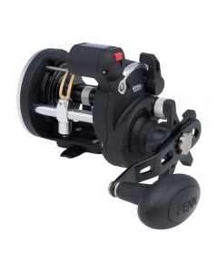 Penn Rival 20 Level Wind Line Counter Multiplier Reel Star Drag Left Hand