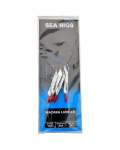 Shakespeare Salt Sea Rigs Mazara Lure 2/0