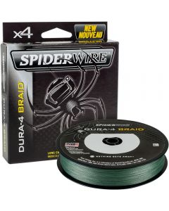 Spiderwire Dura 4 Carrier Braid Green