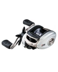 Abu Garcia Silver Max Low Profile Baitcaster Reel Star Drag Right Hand