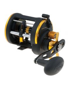 Penn Squall 20 Level Wind Multiplier Reel Star Drag Left Hand