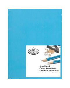 Royal & Langnickel Hardback Sketchbook A4 Blue