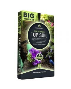 Growmoor Top Soil 35L