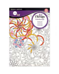 Daler Rowney Simply Art Therapy Book A5 Kaleidoscope
