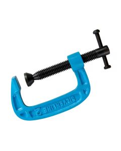 Silverline Light Duty G Clamp 50mm