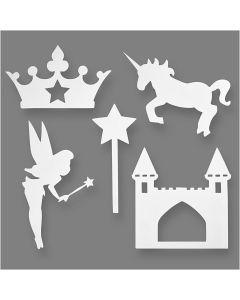 Creative Company Fairy Tale Cut-Outs