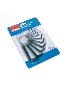 Hilka Metric Hex Key Set 10 Piece