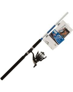 Shakespeare Catch More Fish 2 Spin Combo 8' 20-60g