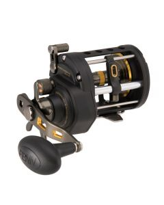 Penn Fathom II 20 Level Wind Multiplier Reel Star Drag Right Hand