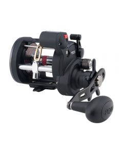 Penn Warfare 30 Level Wind Line Counter Multiplier Reel Star Drag Left Hand