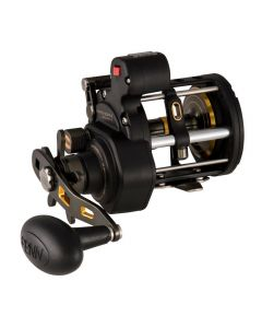 Penn Fathom II 20 Level Wind Line Counter Multiplier Reel Star Drag Right Hand