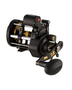 Penn Fathom II 20 Level Wind Line Counter Multiplier Reel Star Drag Left Hand