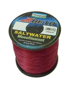 Shakespeare Beta Saltwater Mono Red