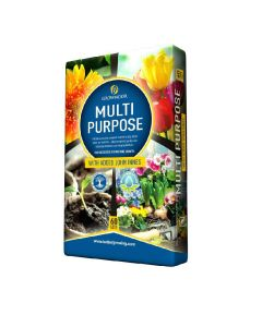 Growmoor Multi Purpose Compost With John Innes 60L