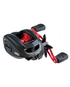 Abu Garcia Black Max Low Profile Baitcaster Reel Star Drag Left Hand