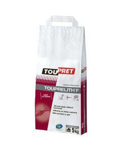 Toupret Touprelith F Masonry Repair Filler 5kg