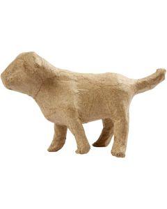 Creative Company Paper Mache Small Animals Dog