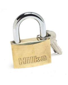 Hilka Heavy Duty Brass Padlocks 60mm