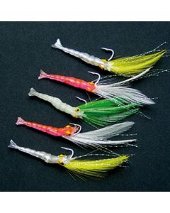 Shakespeare Salt Sea Rigs Multi Shrimp Lure