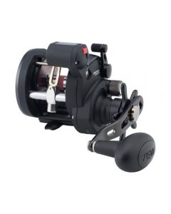 Penn Warfare 15 Level Wind Line Counter Multiplier Reel Star Drag Left Hand