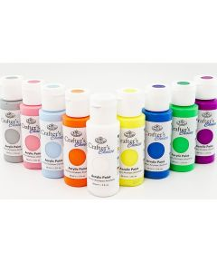 Royal & Langnickel Crafter's Choice Fluroscent Paint 2oz