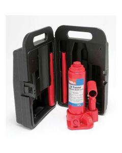 Hilka Bottle Jack In Carry Case 2 Tonne