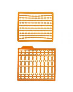 Prologic Last Meter Accessories Stop Boilie Kit Orange