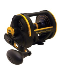Penn Squall 60 Multiplier Reel Lever Drag Right Hand