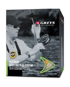 Greys Platinum Shoot Head System Floating Fly Line